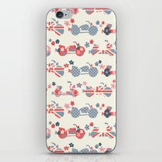 Easy rider summer iPhone & iPod Skin