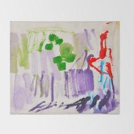 Doodles Paper by Elisavet World Throw Blanket