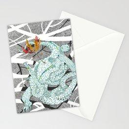 Zmiy (Three-Headed Dragon) Stationery Cards