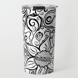 Boob Warrior VII Travel Mug