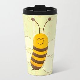 Cute Baby Bee Travel Mug