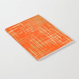 Crosshatch Fire Notebook