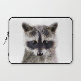 little raccoon Laptop Sleeve