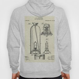 Fire extinguisher-1880 Hoody
