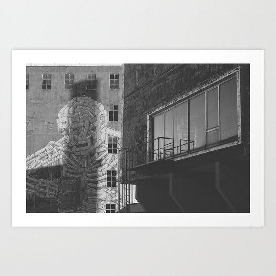 scene(ry) Art Print