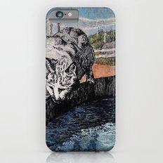 Barn Cat iPhone 6s Slim Case