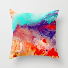 Overhead Throw Pillow