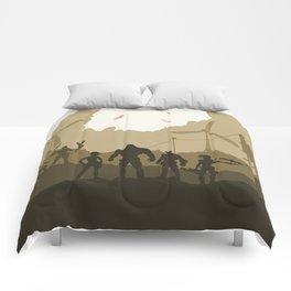 Borderlands Comforters