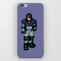 metal gear iPhone & iPod Skins featuring Metal Gear by Elegant As Phoque