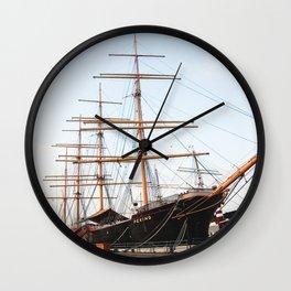 The Peking Wall Clock