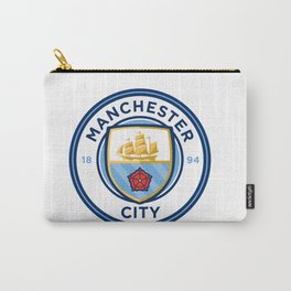 Manchester City Logo Carry-All Pouch