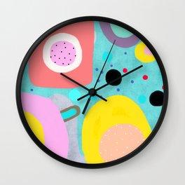 Verschwinde ! Wall Clock
