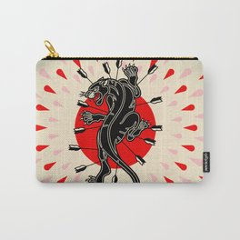 Let It Bleed Carry-All Pouch