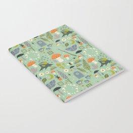 Fairy Garden Notebook