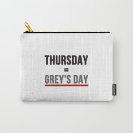 Grey's Day Carry-All Pouch