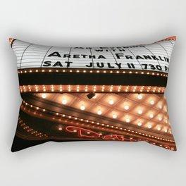 Motown Pride Rectangular Pillow
