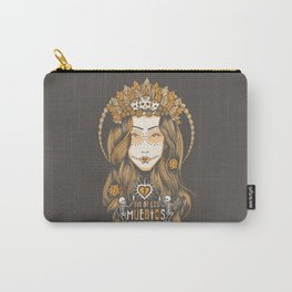 Dia de Los Muertos - Mexican Day of the Dead Carry-All Pouch