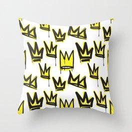 Graffiti illustration 05 Throw Pillow