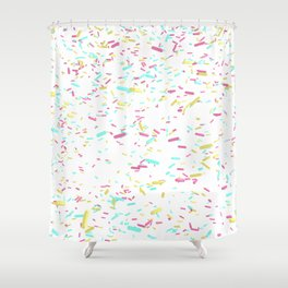 Sprinkles Shower Curtain