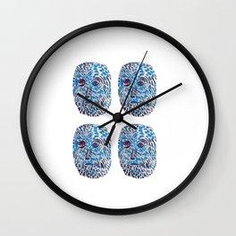 Prince Hairy  Wall Clock
