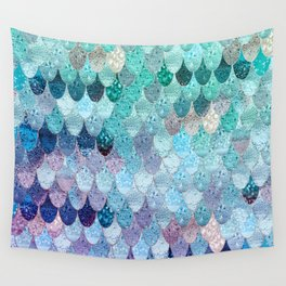 SUMMER MERMAID II Wall Tapestry