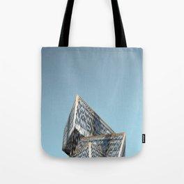 LND CLR X-7 London Colour Architecture Art Tote Bag