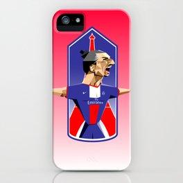 """""""I am Zlatan"""" iPhone Case"""