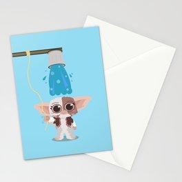 Ice bucket challenge Gizmo Stationery Cards