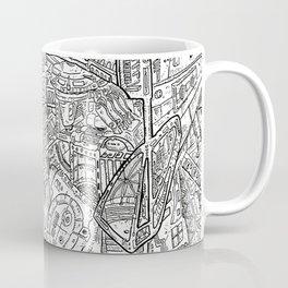 Tower of Jealousy Coffee Mug