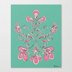SwirlsIII Canvas Print