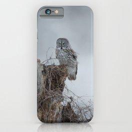 Gloomy Sunday iPhone Case