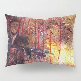 Tony Montana in Scarface Pillow Sham