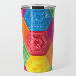 Rainbow Madchen's Hexis Travel Mug