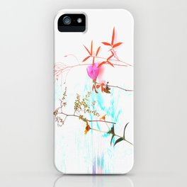Unnatural Decay  iPhone Case