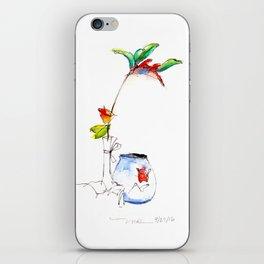 Bird of Paradise 2016 iPhone Skin