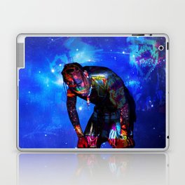 originally travis make music scott astroworld Laptop & iPad Skin