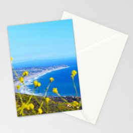 Malibu Flowers Stationery Cards