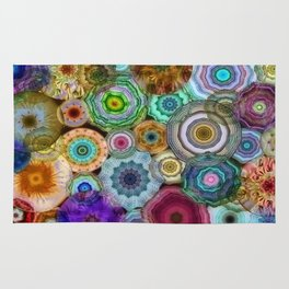 Flowery Meadow 3 Rug