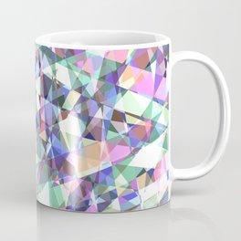Lazer Diamond Coffee Mug