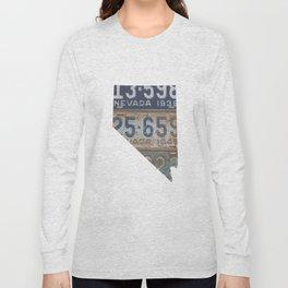 Vintage Nevada Long Sleeve T-shirt