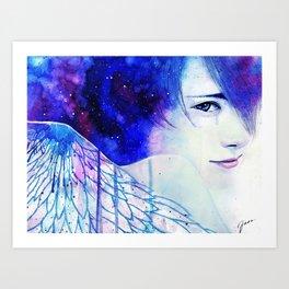 Remember Me Art Print