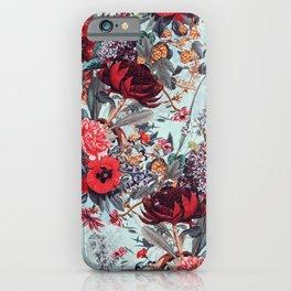 Romantic Garden VI iPhone Case