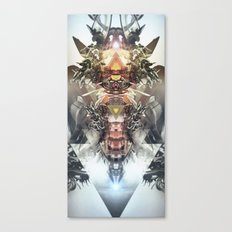 Avenging Angel Canvas Print