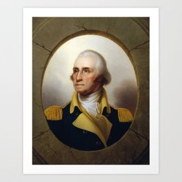 General Washington Art Print