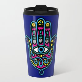 Hand of Fatima Travel Mug