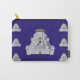 The Temple of Solomon Carry-All Pouch