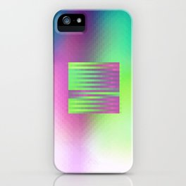 BX ON iPhone Case