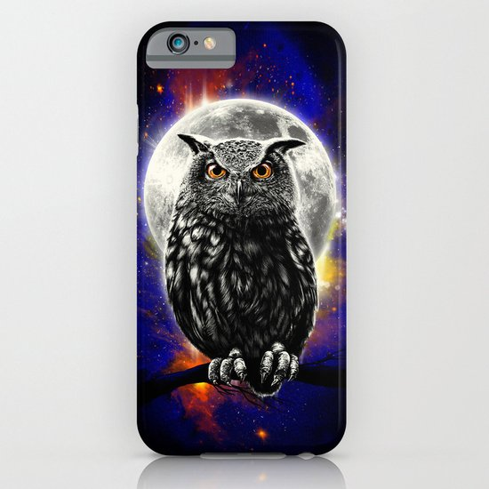 'The Watcher' iPhone & iPod Case