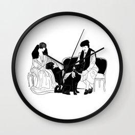 GERTIE Wall Clock