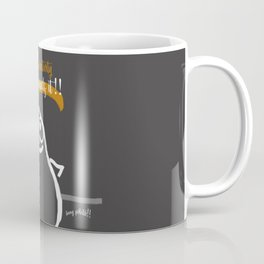 "Support Creativity, The world needs it!!"" (Tinny Potato 02) Coffee Mug"